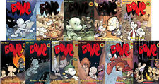 Bone Collection Set 1-11 Juvenile Adventure Books Series Comic Graphic Novel New