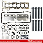Head Gasket Set Bolts Fit 01-06 BMW 325i 530i X3 X5 Z4 2.5 & 3.0 DOHC 24V M54