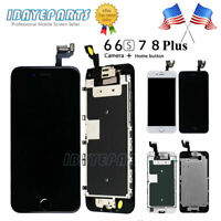 For iPhone 6 6S 7 8Plus Complete Lcd Digitizer Touch Screen Replacement Assembly