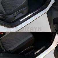 2016Up VW TIGUAN 2 II Chrome Inner Door Sill Cover 4Door 4Pcs S.Steel