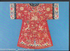 Victoria & Albert Museum Postcard - Lady's Robe, Chinese Late 17th/18thc  RR395