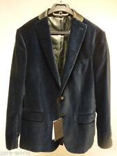 Zara Velvet Coats & Jackets Blazers for Men
