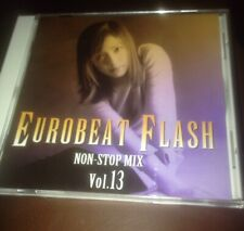 EUROBEAT FLASH VOL.13 1997 Super Eurobeat Japan Cd Album with OBI strip.