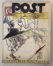 Horst Janssen, Postkarten, 1981, Oldenburger Kunstverein