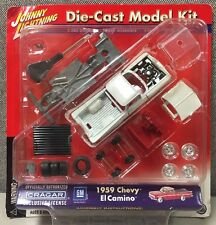 Johnny Lightning Die-Cast Model Kit 1959 Chevy ElCamino 1:64 Car NEW