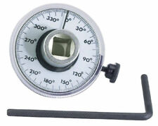 """PROFESSIONAL TRADE QUALITY 1/2"""" DRIVE TORQUE ANGLE GAUGE WRENCH CAR GARAGE"""