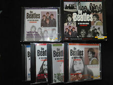 RARE COFFRET 5 CD THE BEATLES / IN THEIR OWN WORDS / A DOCUMENTARY /