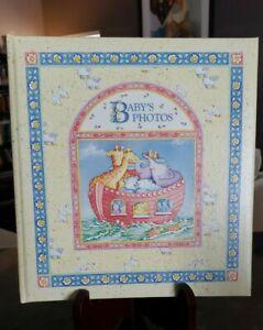 C.R. Gibson Baby's First Years Noah's Ark Animal Keepsake Memory Book Org Box