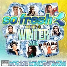SO FRESH The Hits Of Winter 2016 CD new sealed release 17/06/2016