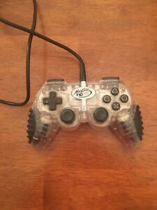 Clear Playstation 2 Mad Catz Controller (Pre-Owned)
