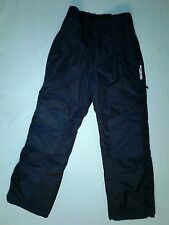 COLUMBIA BRAND SNOW/SKI PANTS   Women's size Large    Black    NWOT