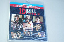 ONE DIRECTION * THIS IS US * ULTIMATE FAN EDITION * 3D - BLU-RAY DISC * NEW & SE