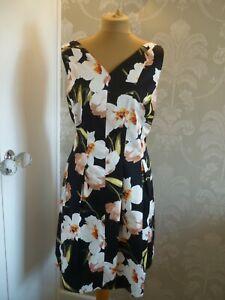PRECIS cotton mix dress size 16 - BNWT