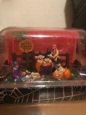Lemax Spooky Town Halloween Pupkins #63265 Retired