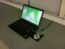 Lenovo ThinkPad SL510 Laptop  2.20GHz WEBCAM 3GB RAM 250GB HDD WIN 10/2007