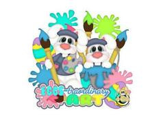 Easter Scrapbook die cuts Embellishment Piecing Children Card making