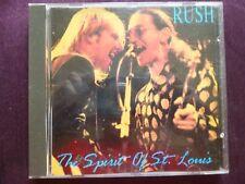 Rush - The Spirit Of St Louis CD