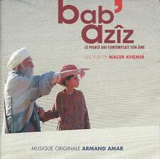BAB'AZIZ / Armand Amar - Nacer Khemir / Very Rare CD