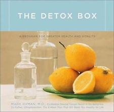 THE DETOX BOX - Mark Hyman .... Boxed Set ... BRAND NEW