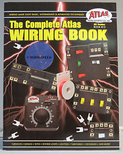 ATLAS THE COMPLETE WIRING BOOK all scales train o ho n g gauge lionel mth atl 12