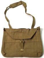 WWII BRITISH P37 OFFICER NCO VASILE MUSETTE SHOULDER CARRY BAG