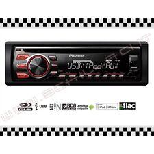 Pioneer DEH-2700UI - autoradio con CD / USB / FLAC 2 uscite RCA garanzia italia