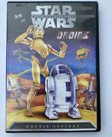 Star Wars Animated Adventures - Droids (DVD, 2004)