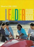 Junior Girl Scout Leader Guide Book by Girl Scouts of the U.S.A.