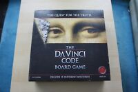 The Da Vinci code board game The Quest for the Truth