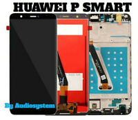 DISPLAY LCD TOUCH SCREEN FRAME HUAWEI P SMART FIG-LX1 LX3 VETRO SCHERMO COVER