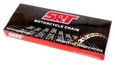 NEW SRT GOLD #428 GOLD O-RING CHAIN OFF-ROAD MX CHAIN 132 LINK $45.99 FREE SHIP!