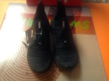 New Men's PUMA Ignite Limitless SR evoKNIT Running Shoe 9.5 Black190484-01NIB