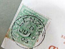 More details for postcard  p7 n3  lenzie postmark