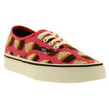 Canvas Lace Up Casual VANS Women's