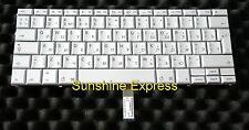 """New OEM Apple MacBook Pro 17"""" MA092LL/A A1151 Russian Keyboard AEPW5PL7014"""