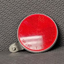 Cat Eye RR210-6 Red Reflector #8434 w/ S-1 Mounting Bracket Seat Stay Vintage