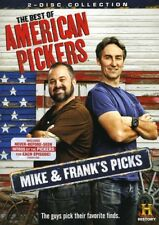 The Best of American Pickers: Mike & Frank's Picks [New DVD] Dolby, Subtitled,