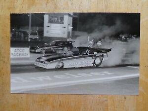 "Vintage Drag Racing-BUNNY BURKETT's ""HEMI HONEY"" vs ""Cape Codder""-ATCO-Original"