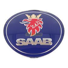 SAAB 93 9-3 9400 98-03MY CONVERTIBLE BOOT BADGE EMBLEM 5289897 NEW GENUINE RARE