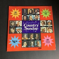 Hymns And Songs For A Country Sunday LP SL-6895 Vinyl Record VG