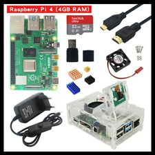 Raspberry Pi 4 4GB RAM/32GB ROM [ PRO KIT ]