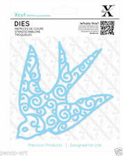 New docrafts Xcut Filigree Swallow Cuttng Die XCU 503292