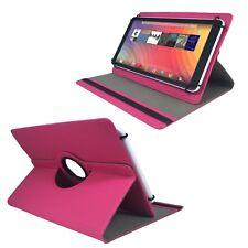 Bolso tablet para ainol novo 10 Hero funda estuche Pink 10.1 pulgadas 360