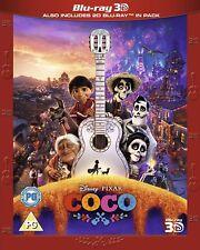 Disney Pixar Coco [Blu-ray 3D AND 2D)