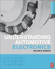 UNDERSTANDING AUTOMOTIVE ELECTRONICS - NEW HARDCOVER BOOK