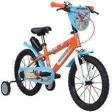 16 pouces Disney Plan Vélo d'enfant bicyclette vélo d'ENFANTS Roues d'appui
