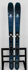 18/19 Salomon Qst Lux 92, Used Demo Ski, 153cm, Warden Mnc 11 Bindings, #193826