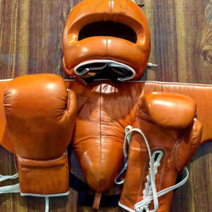 New custom boxing gloves sparring set any logo or Name,no winning,no grant
