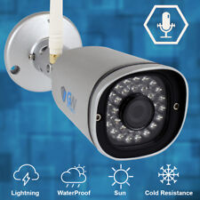 "GW 1/3"" 5MP Built-in Microphone HD-IP Wireless WIFI IP CCTV Security Camera"