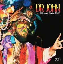 Dr John - Live at Ultrasonic Studios 11/6/73 (2015)  2CD  NEW/SEALED  SPEEDYPOST